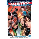 JUSTICE LEAGUE REBIRTH COLLECTION 1 - LE MACCHINE ESTINZIONE
