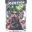 JUSTICE LEAGUE REBIRTH ULTRALIMITED 2 - ATTACCO! - TIRATURA LIMITATA 500 COPIE