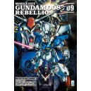 MOBILE SUIT GUNDAM 0083 REBELLION 9 - GUNDAM UNIVERSE 69