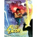 FLASH  ZAGOR NUMERO 0 - LA SCURE E IL FULMINE
