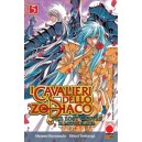 I CAVALIERI DELLO ZODIACO LOST CANVAS n.5 - MANGA LEGEND n.91