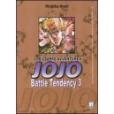 LE BIZZARRE AVVENTURE DI JOJO N.6 - BATTLE TENDENCY N.3