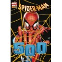 SPIDER MAN - L'UOMO RAGNO - N.500 VARIANT COVER GOLD EDITION