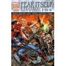 FEAR ITSELF - I TEMERARI N.1 FERITE DI GUERRA - MARVEL WORLD N9